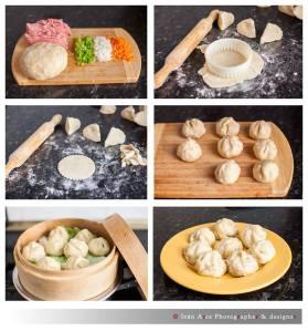 Panes chinos