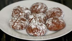galletas chocolate rusticas