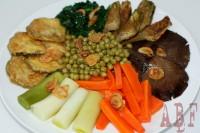 Panache de verduras