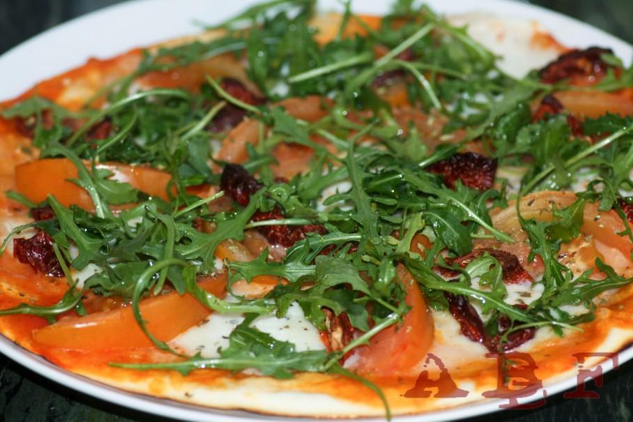 Pizza tradicional