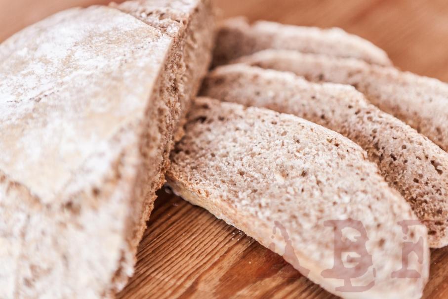 Pan integral casero