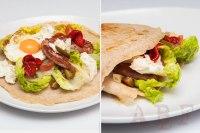 Creppe salada