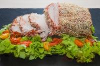 Lomo de cerdo asado Hoisin